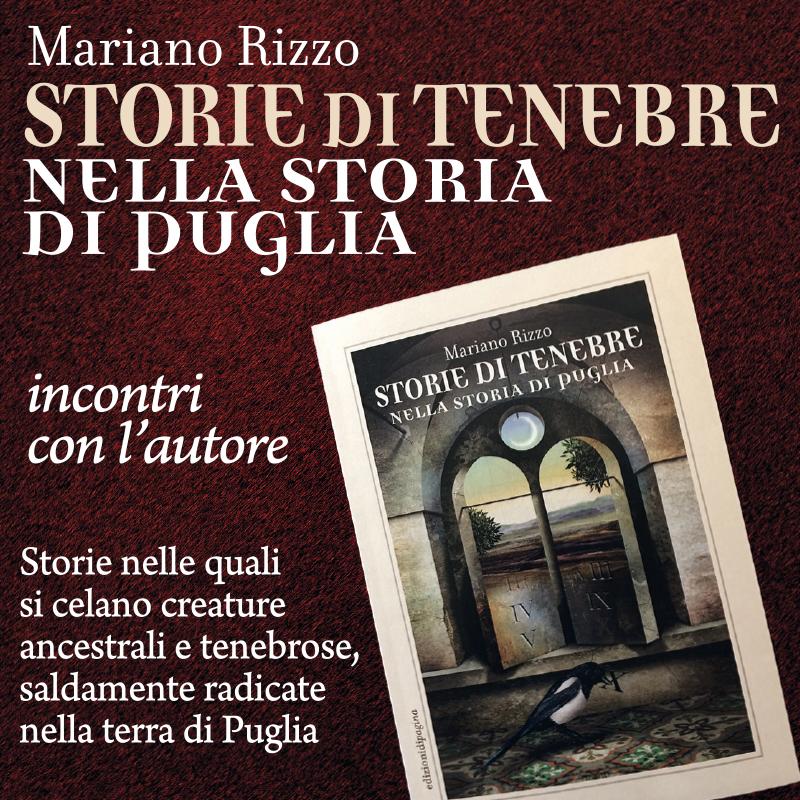 Storie di Tenebre nella storia di Puglia