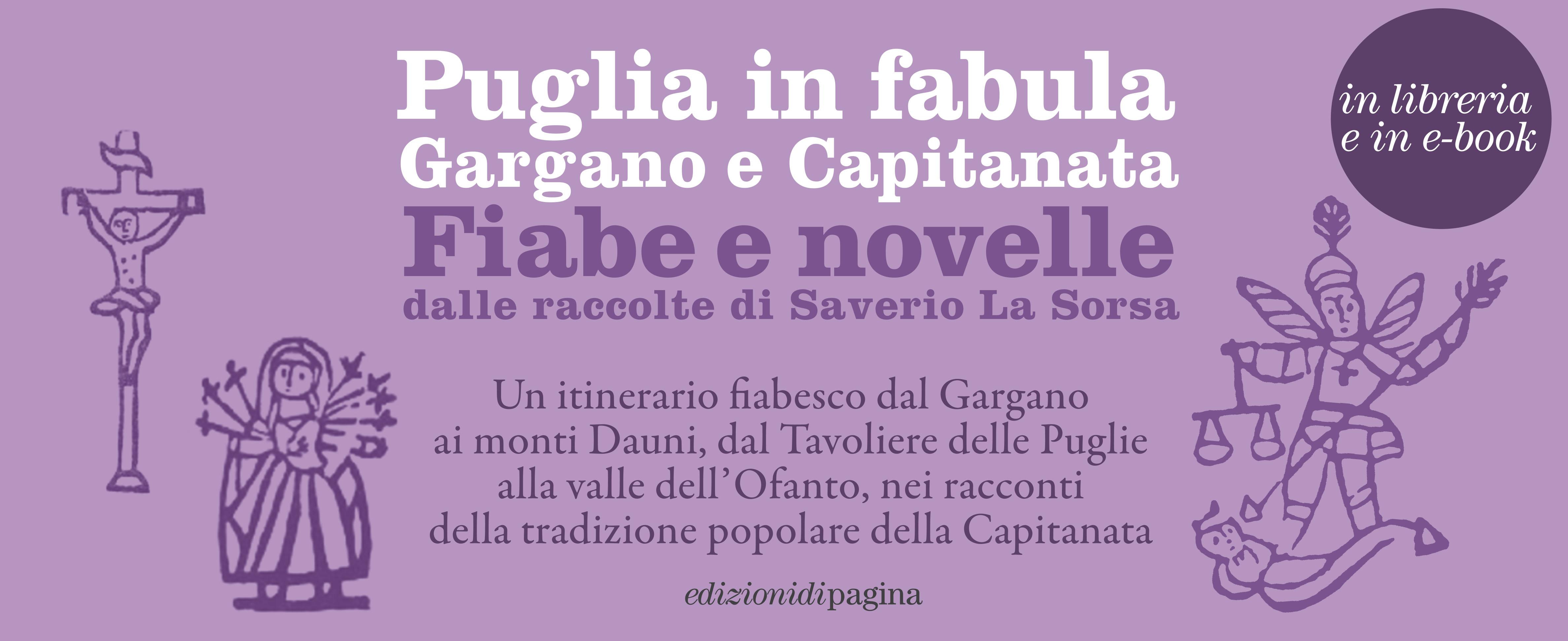 Novità Gargano in fabula