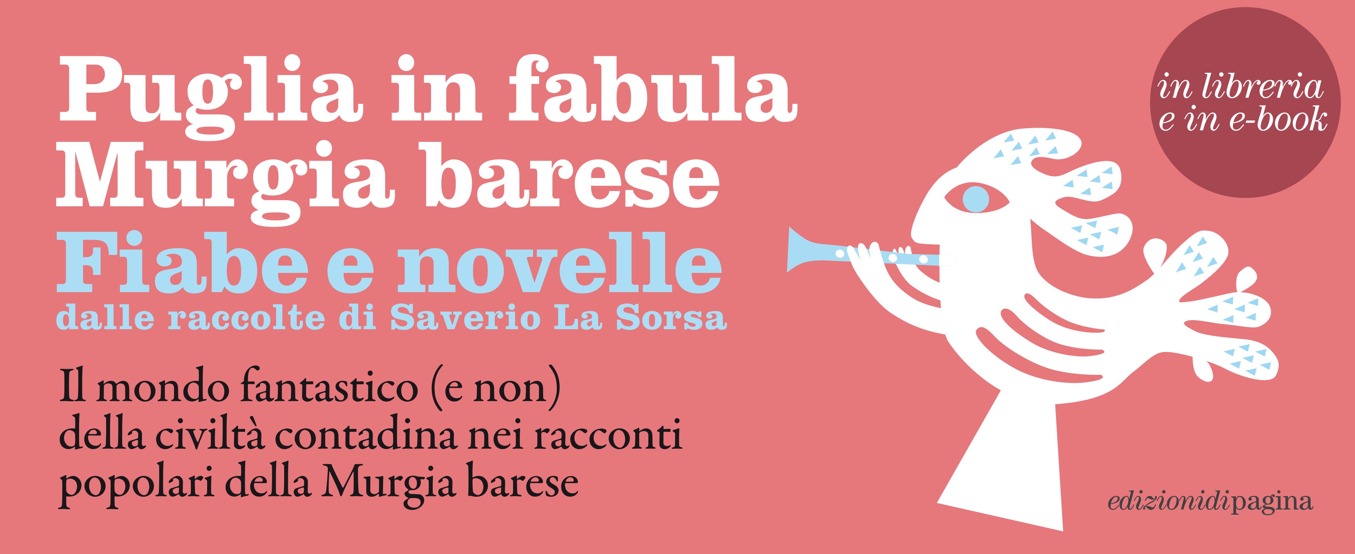 Banner Puglia in fabula. Murgia
